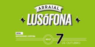 Campo Grande recebe o Arraial Lusófona
