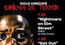 Cinecafé AEFLUP volta para aterrorizar o semestre