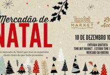 Mercado de Natal dedicado ao que é português