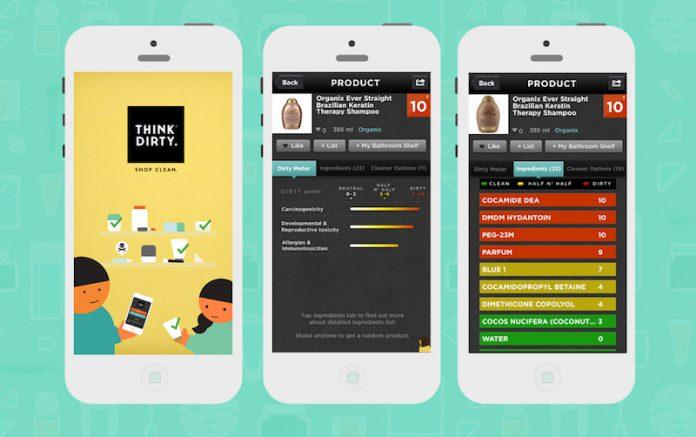 Think Dirty. App mostra-te os podres dos cosméticos