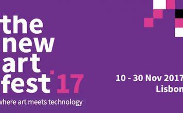 The New Art Fest leva a tecnologia à arte em Lisboa